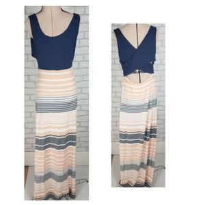 Stitchfix Market & Spruce Mitchel Knit Maxi Dress